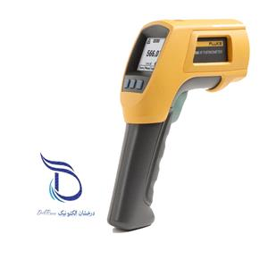 ترمومتر لیزری فلوک FLUKE 566 Gun Infrared & Contact Thermometer